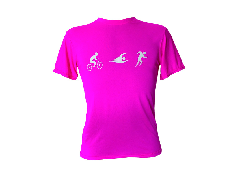 Coolshirt Triathlon Pink