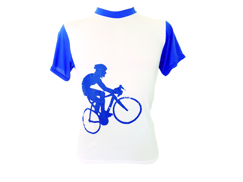 Coolshirt Mountain Bike Branco