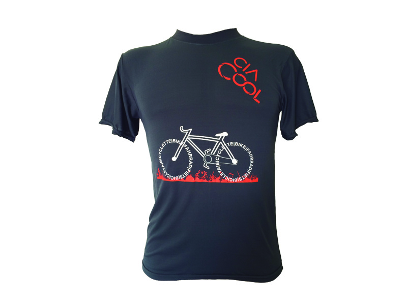 Coolshirt Bike Lovers Cinza