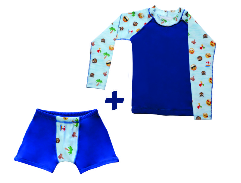 CoolKids Kit Masculino Beach