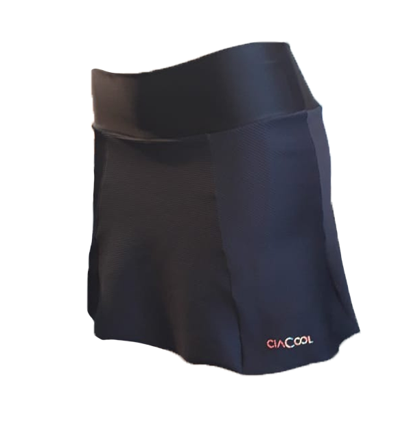 Coolshorts Ballet Run Preto