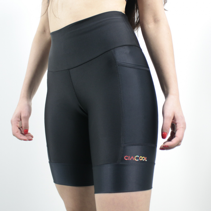 Coolshorts Speed Run Preto