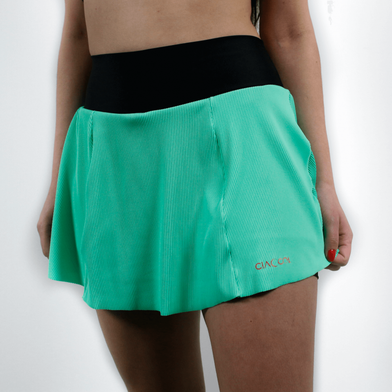 Coolshorts Ballet Run Drink Verde