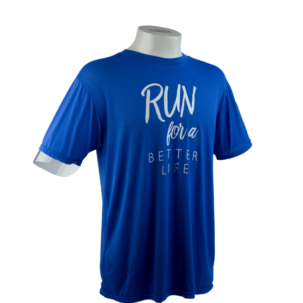 COOLSHIRT | Run for a Better Life