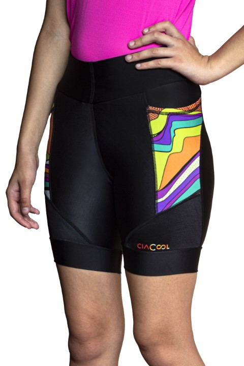 RACE RUN | Short Compressão